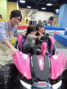ピンクカー3