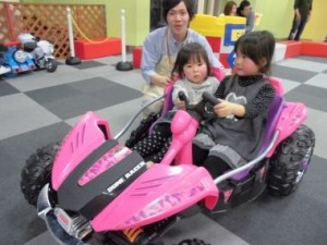 ピンクカー1